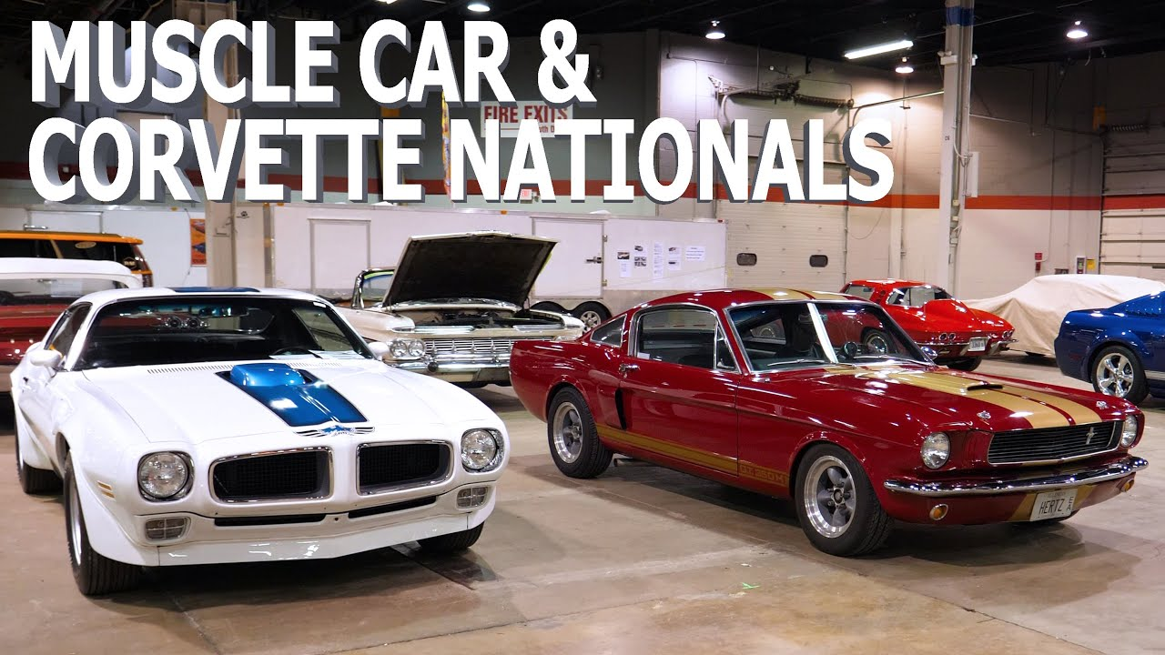 Muscle Car And Corvette Nationals Full Show Walkthrough Mcacn 2018