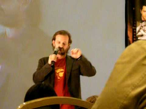 Richard Speight Jr in LA 09: On Kim Manners
