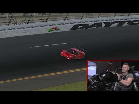 Take a Virtual Lap of Daytona International Speedway Before the Rolex 24