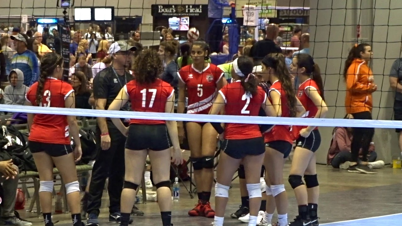 Aau Volleyball National Championships 2019 Youtube In 2020 Volleyball National Championship National Championship Aau Volleyball