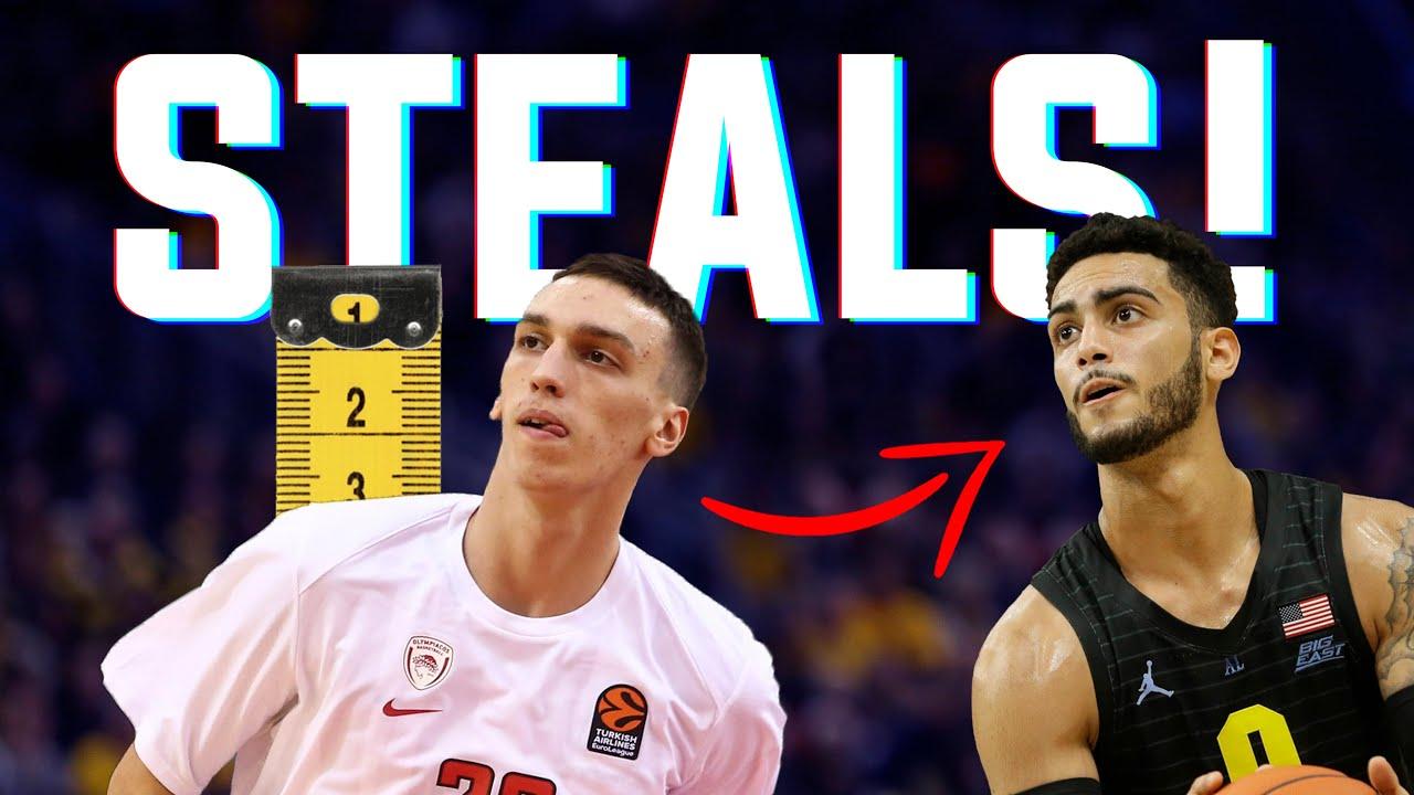 Biggest steals, worst reaches of 2020 NBA Draft first round