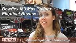 Bowflex M3 Max Trainer Review  |  Fitness-Equipment-Source.com