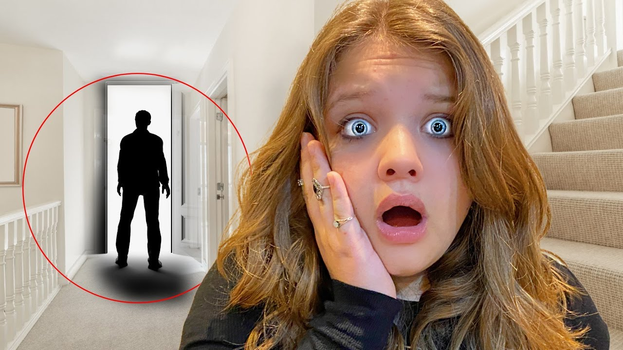 HOME ALONE for 24 hours! AUBREY GETS LEFT HOME ALONE!
