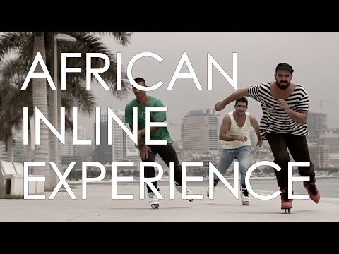 AFRICAN INLINE EXPERIENCE // An Inline Skating Documentary - 2013 ( with english Subtitles )