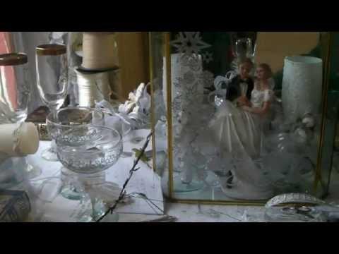 Como decorar un juego de copas para brindis youtube - Como decorar copas para boda ...