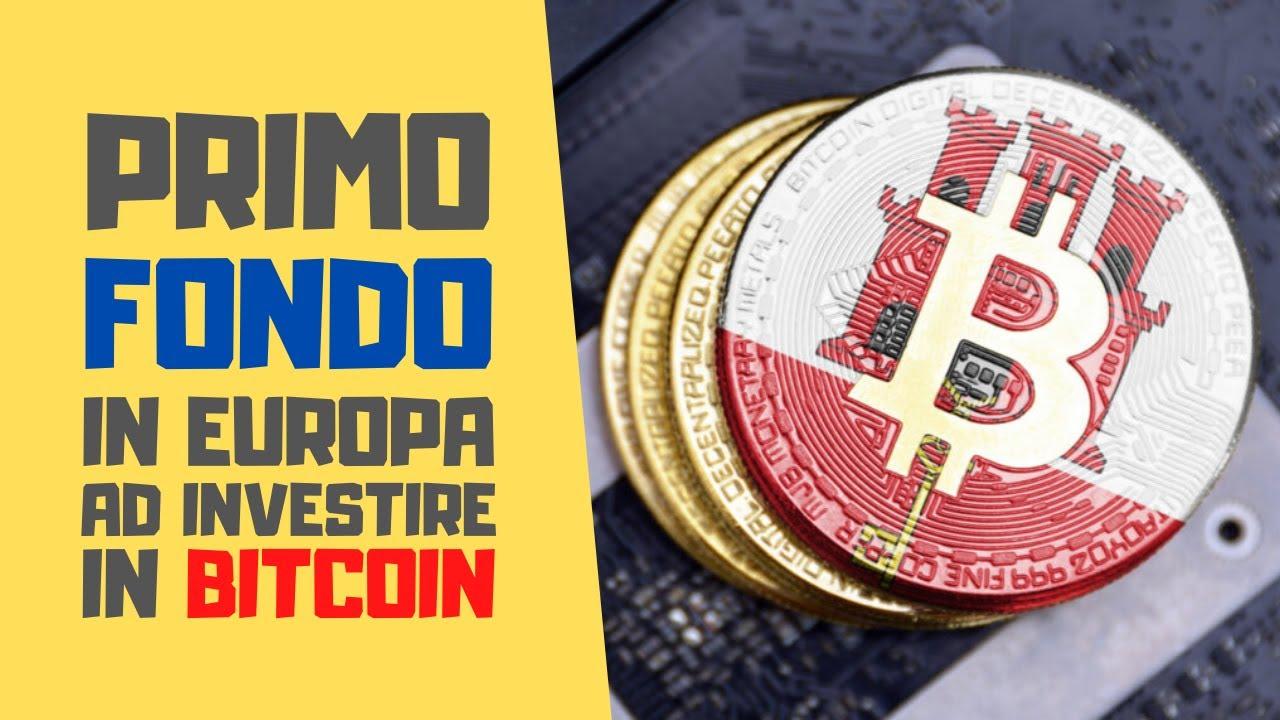 fondi di trading cripto broker interattive ecme bitcoin futures