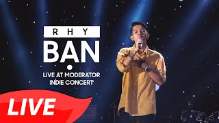 [Live] Rhy - #1 Bạn - Moderator Indie Concert 2018