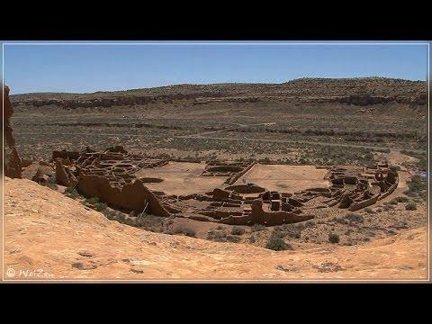 2011-11 Chaco Culture National Historic Site, New Mexico (Chetro Ketl, Pueblo Bonito, Hungo Pavi)