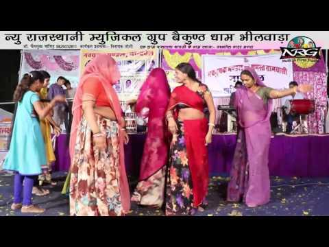 Rajasthani Hit Bhajan - Mehndi Mata Re Mann Bhai | Naresh Prajapati | Nandwel Live | Marwadi Bhajan