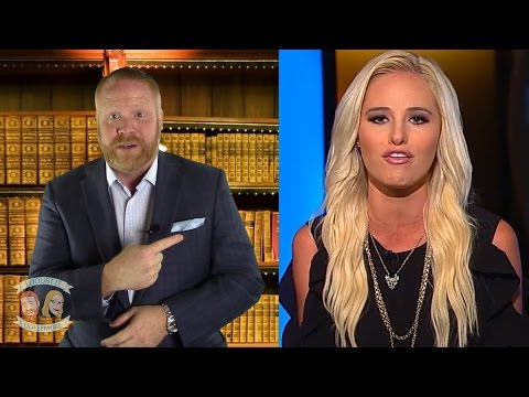 Take Down of Tomi Lahren and Her Rant Against the Election Protesters - #TheConversation