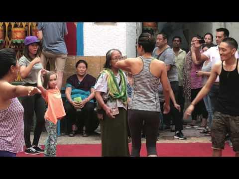 Fly Tibetan song