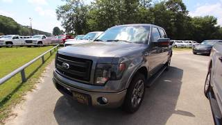 The 2013 Ford F150 FX2 - For Sale Review @ Ravenel Ford | July 2018