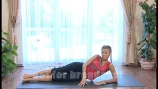 Йога с Кариной Харчинской урок №15