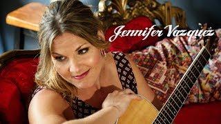 Jennifer Vazquez - Rocked [Official Lyric Video]