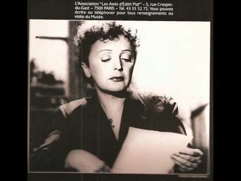 Charles Dumont - Edith Piaf - Les Amants