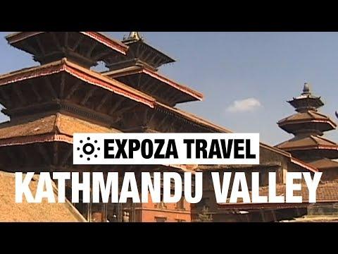 Kathmandu Valley (Nepal) Vacation Travel Video Guide