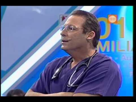 Dr. TV Perú (30-08-2013) - B3 - Asistente del día: Secretos contra las caídas