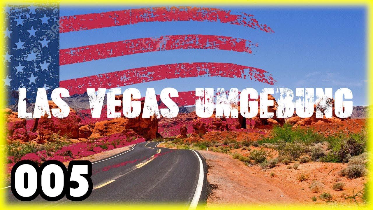 Las Vegas Umgebung
