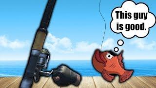 The best fishing video on YouTube | Real Fishing VR (Oculus Rift)