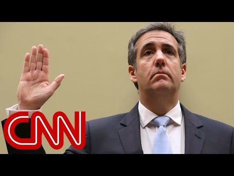 Cohen claims Sekulow knew part of his testimony was false