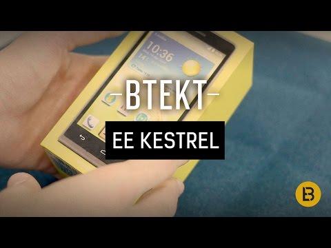 EE Kestrel Unboxing Video (Huawei Ascend G6)