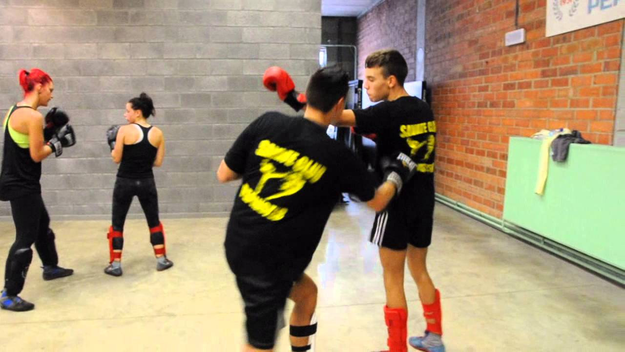 club boxe francaise 42