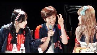 [16.04.30] 트와이스(TWICE) 단체 귀요미송(Cute Song) 직캠 by 여금