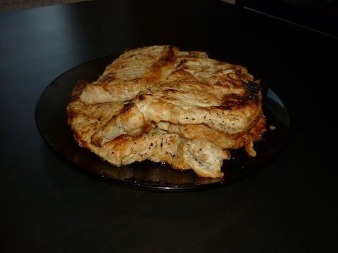 ГОТОВИМ САМИ выпуск 3  Свинина в горчице с луком