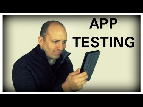 App Testing: Prove It, Then Sell It -- App Development