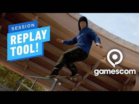 Session: Replay Tool Gameplay - Gamescom 2019