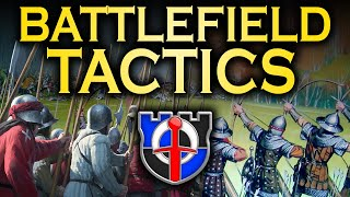 Medieval Misconceptions: BATTLEFIELD, tactics, units, and formations