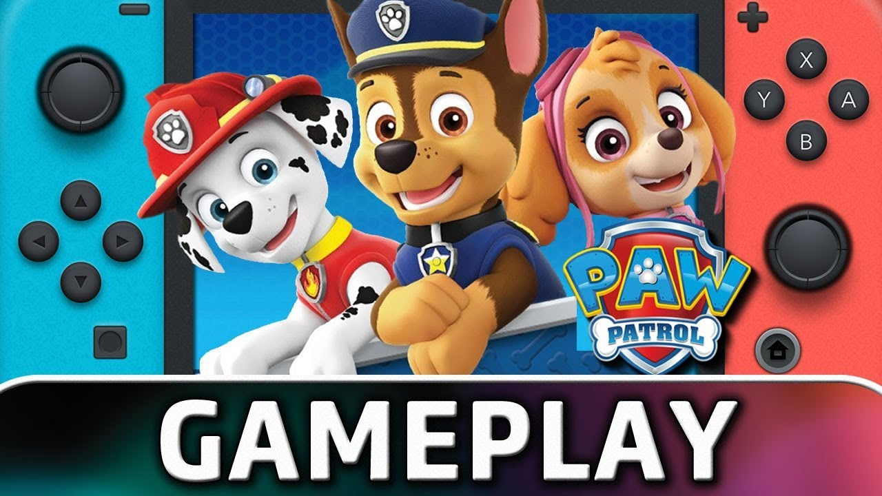 Download PAW Patrol: On a Roll!   First 60 Minutes on Nintendo Switch
