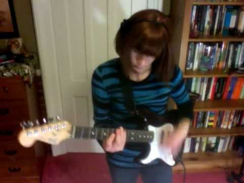The Fixx - One Thing Leads To Another (guitar cover)