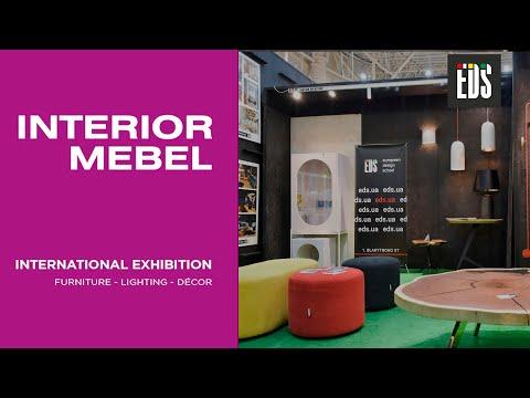 Европейская школа дизайна на Interior Mebel 2020