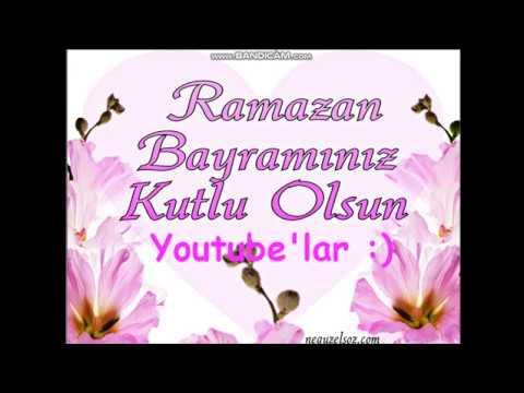 Ramazana özel video ( Bütün arkadaş kanallara :)
