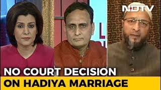 Top Court Sends Hadiya To College