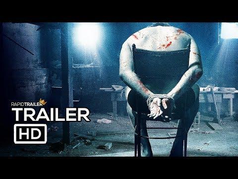 THE BASEMENT Official Trailer (2018) Mischa Barton Horror Movie HD