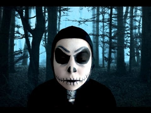 Jack Skellington Halloween Makeup Tutorial by Eyedolize Makeup ...