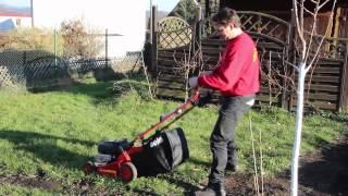 Rasenmäher mieten bei Rentas, Anleitung