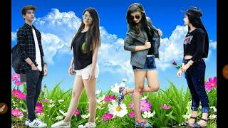 How to change photo background in mobile | photo ka background kaise badle