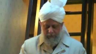 Friday Sermon: 10th April 2009 - Part 2 (Urdu)