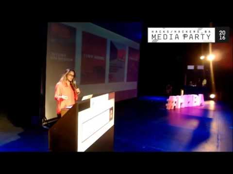 Hacks Hackers 2016 - Construye marcas, no sitios web - Lauren Rabaino   Vox Media