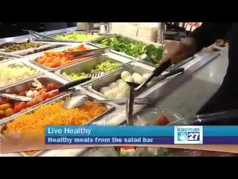 Live Healthy at the Salad Bar