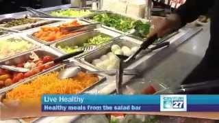 Live Healthy at the Salad Bar