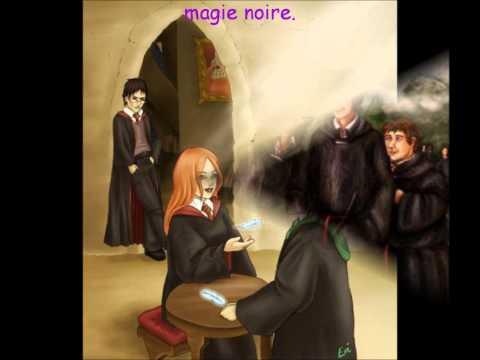 L'histoire de Lisa Evans et Severus Rogue