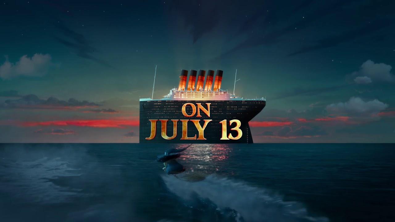 Hotel Transylvania 3 Summer Vacation Official Trailer