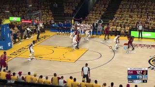 NBN Finals - Cavaliers @ Warriors GAME 2 (Part 3)