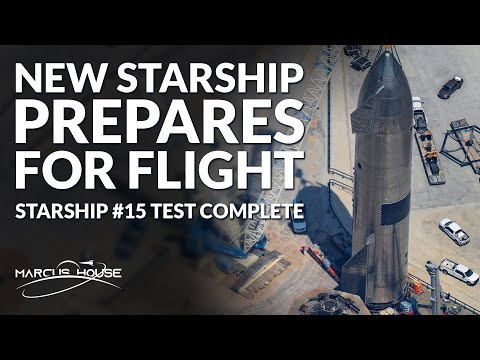 SpaceX Starship testing is already underway. What's new with SN15? How is it different? - Marcus House