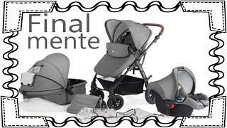 Carrinho do Bebê   Kinderkraft moov 3 in 1   VeehOrtiz
