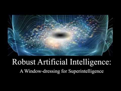 Robust Artificial Intelligence:  A Window-dressing for Superintelligence